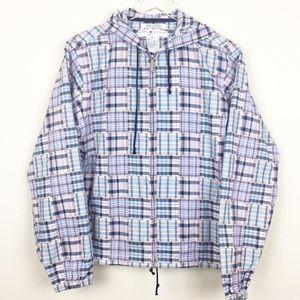 Tommy Hilfiger | Golf Madras Plaid Jacket Set